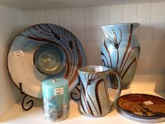 Sound Shore Studio pottery
