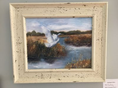 Original Oil Painting by Elizabeth Glass